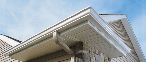 Gutters and Eavestrough replacement in Water Valley