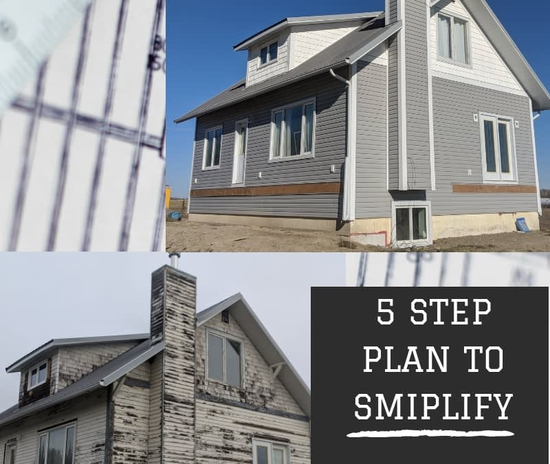 5 Steps To Simplifying Your Exterior Siding Project.